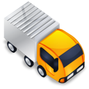 Truck Icon 128px png