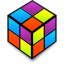 Cube Icon 64px png