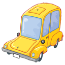 Car Icon 128px png