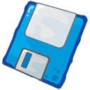 Floppy Icon 128px png