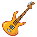 Garage Band Icon 128px png