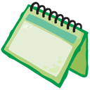 iCal Icon 128px png