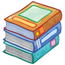 Library Icon 128px png