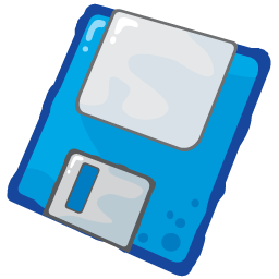 Floppy Icon 256px png