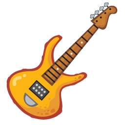 Garage Band Icon 256px png