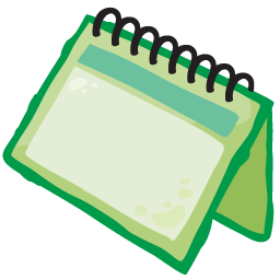 iCal Icon 256px png
