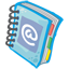 Address Book Icon 64px png