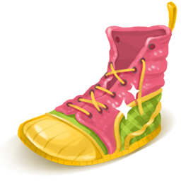 Shoe Icon 256px png