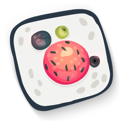 Sushi 17 Icon 256px png