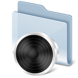Audio Icon 256px png