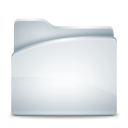Folder Gray Icon 128px png