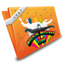 Magical Mystery Tour Icon icon
