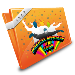 Magical Mystery Tour Icon 256px png