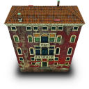 Venice Building Icon 128px png