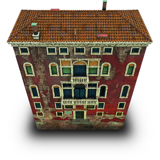Venice Building Icon 512px png
