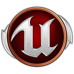 Unreal Tournament III Icon 256px png