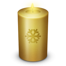 Candle Icon 256px png
