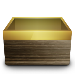 Recycle Bin Empty Icon 256px png