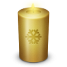 Candle Icon 96px png