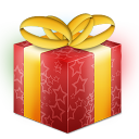 Gift Icon 128px png