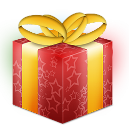 Gift Icon 256px png