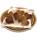 Chocolates & Cookies Icon 128px png