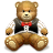 Gift Brown Bear Icon 48px png