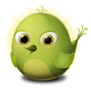 Sunbird Icon 128px png