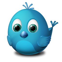 Twitter Icon 256px png