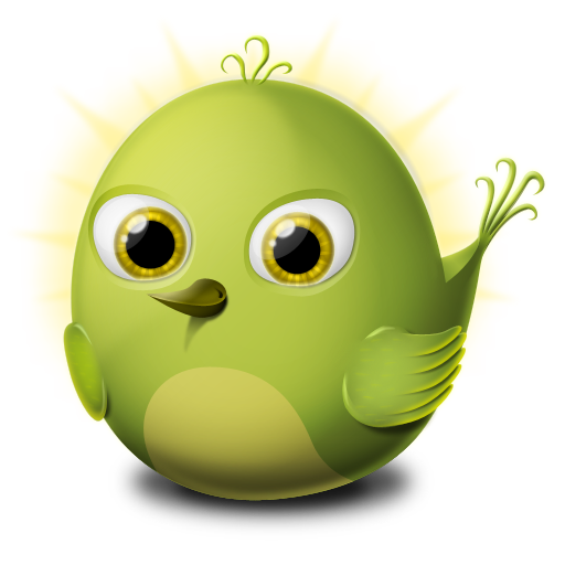 Sunbird Icon 512px png