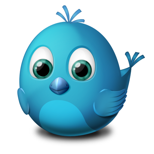 Twitter Icon 512px png