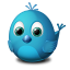 Twitter Icon 64px png