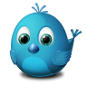 Twitter Icon 96px png