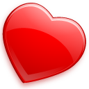 Heart Icon 128px png