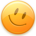 Smile Icon 128px png