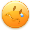 Unhappy Icon 128px png