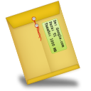 Gmail Sobre Icon 128px png
