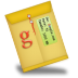 Gmail Sobre G Icon 72px png