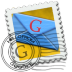 Gmail Stamp Icon 72px png