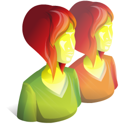 Friends Icon 256px png
