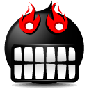 Anger Icon 128px png