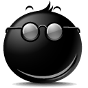 Secret Smile Icon icon