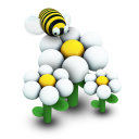 Busy Bee Icon icon