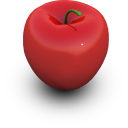Red Apple Icon icon