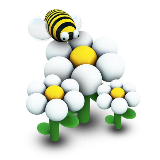 Busy Bee Icon 512px png
