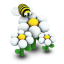 Busy Bee Icon 64px png