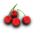 Cherries Icon 72px png