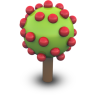 Apple Tree Icon 96px png