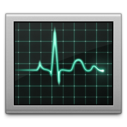 Activity Monitor Icon 256px png