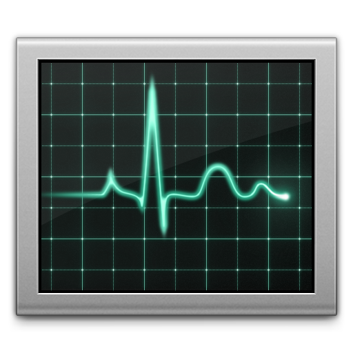 Activity Monitor Icon 512px png